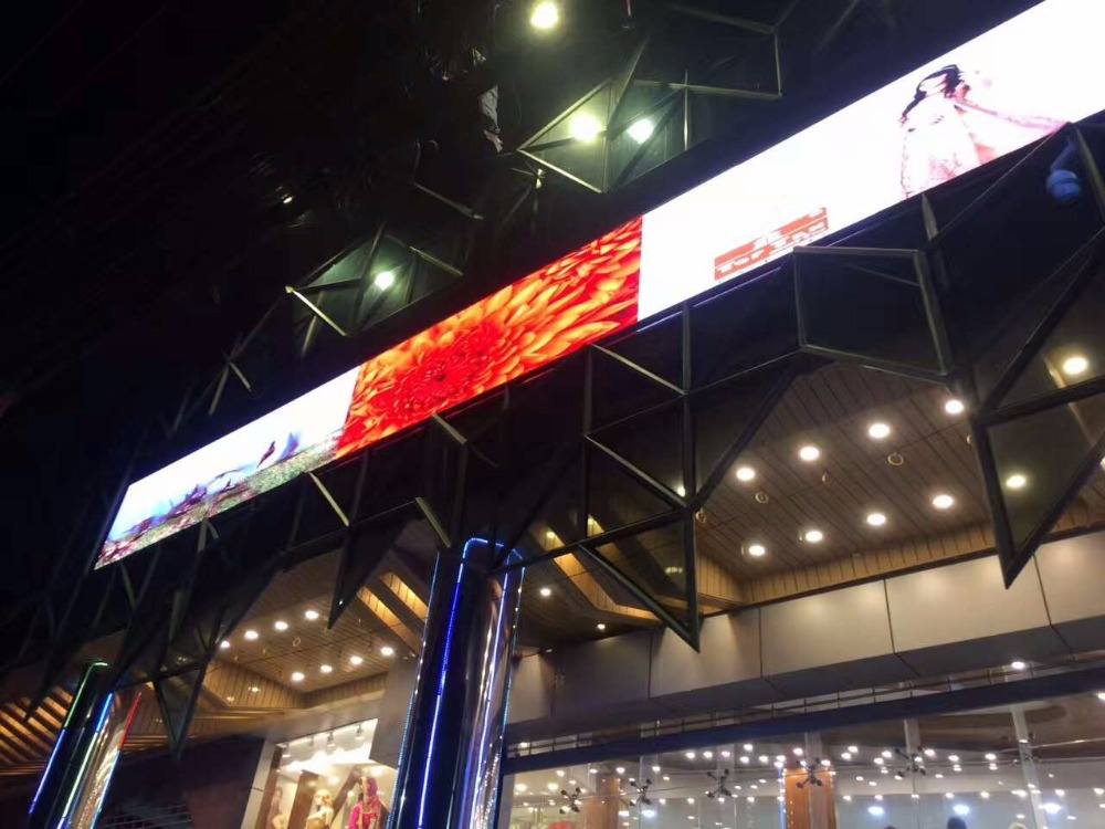 Full color outdoor small led display/led message sign board/led electronic moving message sign