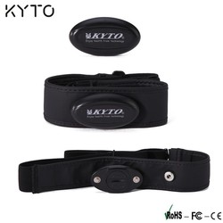 KYTO Waterproof Bluetooth Heart Rate Monitor Chest Belt