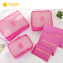 Luggage Compression Pouches Hopsooken Travel Organizer