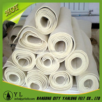 Top quality hot selling organic wool felt Factory wholesale
