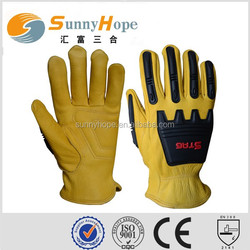 Sunnyhope safety full sport hand gloves motorcycle,TPR gloves