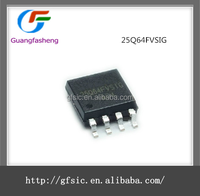 (electronic component) Original New Flash memory chips ic with 25Q64FVSIG