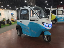 Hot Sale Tricycle for Passenger electricle Four wheel YF-LUBAO