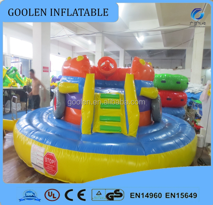 2015 inflatable Crab fort warships