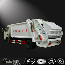 Dongfeng 4x2 compressed garbage truck/compactor garbage truck
