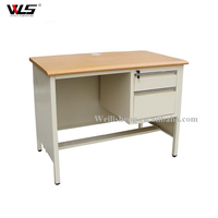 Customized good quality unique wooden office desk / Office furniture