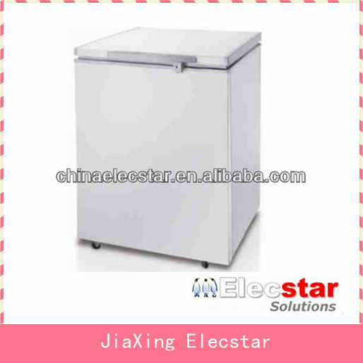 deep chest freezer/Single Door Freezer/Solid Door Top Open Chest fridge