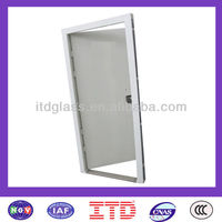 ITD-SF-EID0042 Stainless Steel Security Storm Doors with CCC & ISO 9001 Certificate