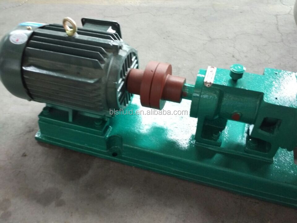 High quality Food grade mono screw mud pump with low factory price