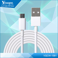 Veaqee mobile phone micro usb to usb cable for samsung galaxy tab p1000