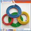 Abrasion weather resistant Synthetic rubber Twin Welding Hose