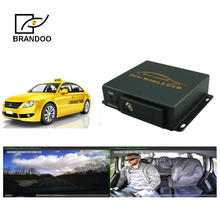 Vehicle Security System 2 Channel VGA Mobile DVR used for vehicle car truck taxi