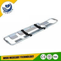 MTS1 portable patient transfer ambulance scoop stretcher