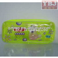 children PVC bags for stationery