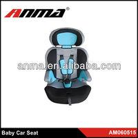 3 adjustable headrest car baby seat