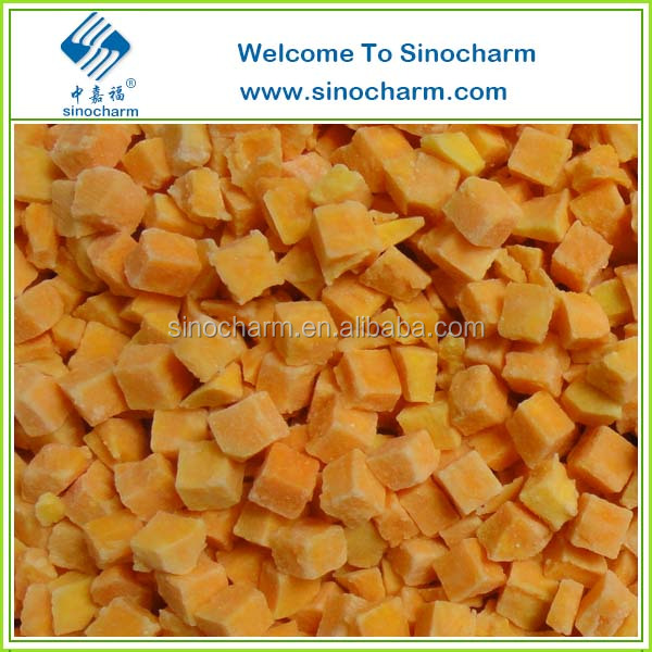 Frozen Japanese Yellow Sweet Potato With Better Price