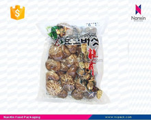 plastic mushroom packaging vacuum bag