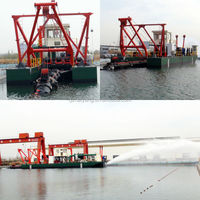 River Sand Dredgers for Sale