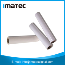 Cast Coated 115gsm High Glossy Inkjet Photo Paper Roll, Wholesale Large Format Printing Photo Paper