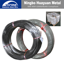 Topone Orthodontic Stainless Steel Wire from Ningbo Huayan Metal