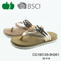 New model women fashion thong slipper