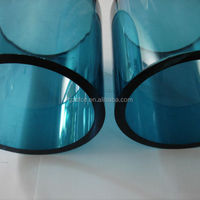 2015 High Quality And Transparent Blue