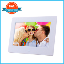 SAMPLE ORDER WELCOME led touch screen full hd 7 inch digital photo frame