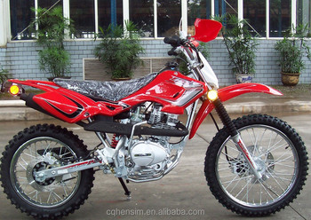 125CC HS125Y-12 Dirt-bike