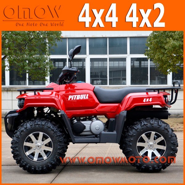 Powerful 3000W 4x4 Adult Electric ATV, With Gearbox