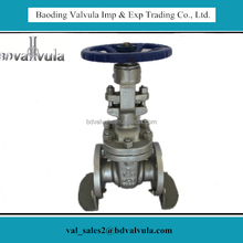 china supplier stem gate valve oil and gas gate valve