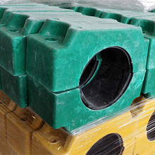 fiberglass reinforced plastic electric cable clamps