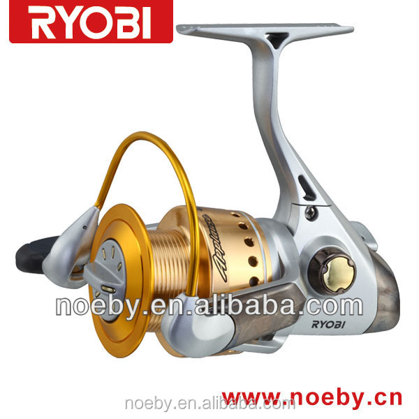 RYOBI full metal waterproof spinning reel
