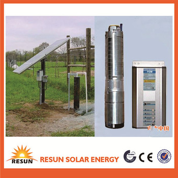 China factory supply wholesale price 1 hp to 25 hp solar water pump