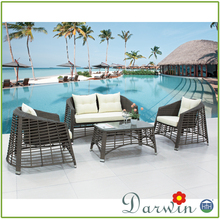 used hotel patio rattan furniture outdoor garden sofa set