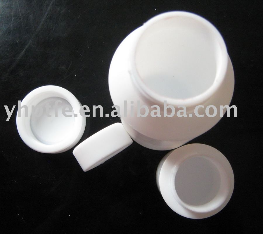 PTFE Wide Mouth Bottle