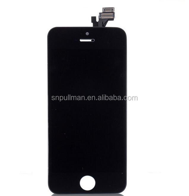 Mobile Phone Accessories Replacement lcd screen parts for iphone 5 touch screen digitizer