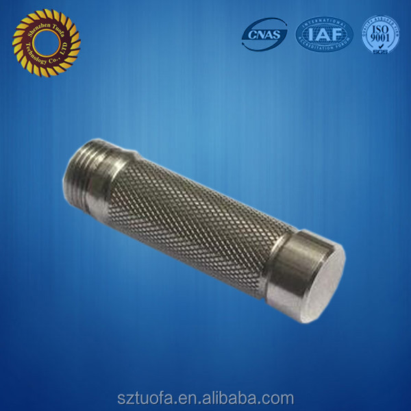stainless steel cnc machining as per CAD drawing services