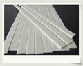 light weight non-conductive roman blind glass fibre rod