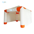 Square Gonfiabile Inflatable Air Supported Structures Trade Show Tent