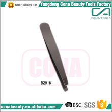 Hand tools Stainless steel B2918 Anti-static long tweezers latest products in market