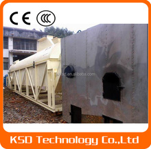 Hg 2100 high quality energy saving wood sawdust rotary dryer for sale