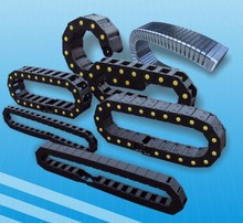 China supplier engineering plastic drag chain cable