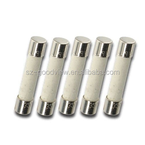 BUSSMANN MDA 20A 250v Slow Blow Time Delay Ceramic Fuses, 6x30mm, T20A 20 amp