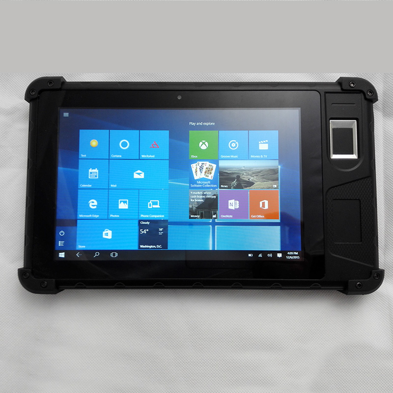 Bluetooth Windows And Android Drop Resistance Waterproof Outdoor Biometric Fingerprint FP08