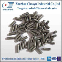 YG6 tungsten carbide rods/tungsten carbide pins for machinery wear parts