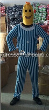 China Manufacturer Adult Halloween banana mens costumes Wholesale cheap cosplay costumes