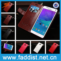 Cell phone case for Samsung Galaxy Note 5 leather case for Note 5