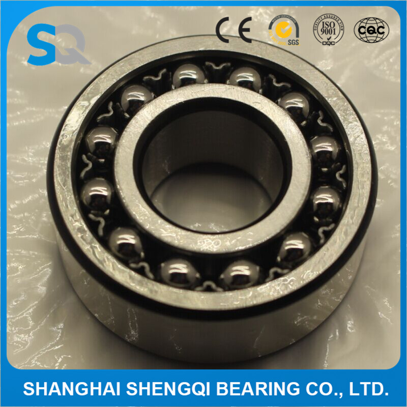 1209E/1209K miniature double row self aligning ball bearing