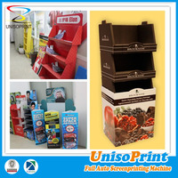 Chinese factory supplier polypropylene tire display stand