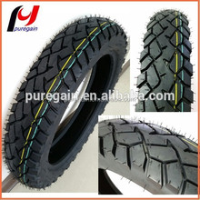 high quality china motorcycle tubeless tyre 90/90-17